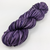 Knitcircus Yarns: Grape Stomping 100g Speckled Handpaint skein, Ringmaster, ready to ship yarn