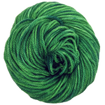 Knitcircus Yarns: Defying Gravity 100g Kettle-Dyed Semi-Solid skein, Ringmaster, ready to ship yarn
