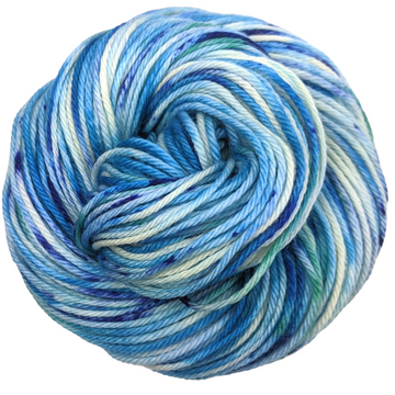 Knitcircus Yarns: Strut Your Stuff 100g Speckled Handpaint skein, Ringmaster, ready to ship yarn