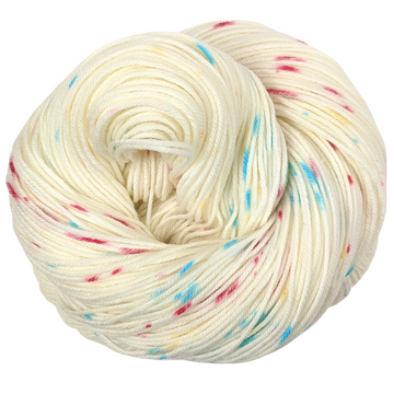 Knitcircus Yarns: Imaginary Best Friend 100g Speckled Handpaint skein, Greatest of Ease, ready to ship yarn