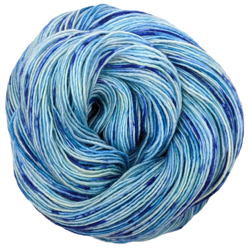Knitcircus Yarns: Strut Your Stuff 100g Speckled Handpaint skein, Spectacular, ready to ship yarn