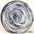 Knitcircus Yarns: A Quiet Night 100g Modernist, Lap of Luxury, choose your cake, ready to ship yarn
