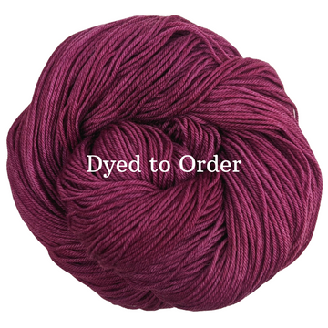 Knitcircus Yarns: Wine O'Clock Kettle-Dyed Semi-Solid skeins, dyed to order yarn
