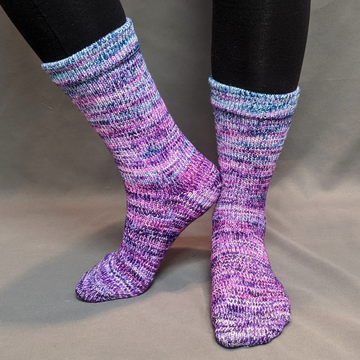 Knitcircus Yarns: The Knit Sky Impressionist Matching Socks Set (large), Greatest of Ease, choose your cakes, ready to ship yarn