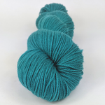 Knitcircus Yarns: Leapfrog 100g Kettle-Dyed Semi-Solid skein, Flying Trapeze, ready to ship yarn