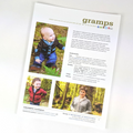 Pattern - Gramps, by Tin Can Knits, ready to ship