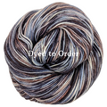 Knitcircus Yarns: A Yarn Has No Name Speckled Handpaint Skeins, dyed to order yarn