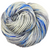 Knitcircus Yarns: Fishing in Quebec 100g Speckled Handpaint skein, Divine, ready to ship yarn