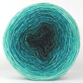 Knitcircus Yarns: Hello Beautiful 100g Panoramic Gradient, Breathtaking BFL, ready to ship yarn