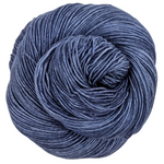 Knitcircus Yarns: Cornflower 100g Kettle-Dyed Semi-Solid skein, Trampoline, ready to ship yarn