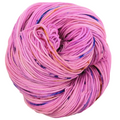 Knitcircus Yarns: Paparazzi 100g Speckled Handpaint skein, Greatest of Ease, ready to ship yarn