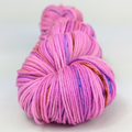 Knitcircus Yarns: Paparazzi 100g Speckled Handpaint skein, Greatest of Ease, ready to ship yarn - SALE