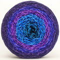 Knitcircus Yarns: The Knit Sky Monster 300g Panoramic Gradient, Divine, ready to ship yarn