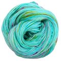 Knitcircus Yarns: We Scare Because We Care 100g Speckled Handpaint skein, Spectacular, ready to ship yarn