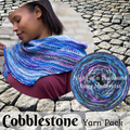 Cobblestone Yarn Pack, pattern not included, ready to ship