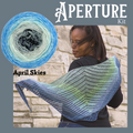 Aperture Shawl Kit, dyed to order