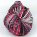 Knitcircus Yarns: Zombie Brunch 100g Handpainted skein, Breathtaking BFL, ready to ship yarn