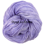 Knitcircus Yarns: Mermaid Tail Kettle-Dyed Semi-Solid skeins, dyed to order yarn