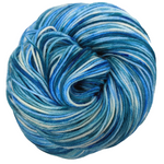 Knitcircus Yarns: Faraway Land 100g Speckled Handpaint skein, Greatest of Ease, ready to ship yarn