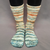 Knitcircus Yarns: Country Roads Impressionist Gradient Matching Socks Set, dyed to order yarn