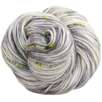 Knitcircus Yarns: Blarney Stone 100g Speckled Handpaint skein, Ringmaster, ready to ship yarn