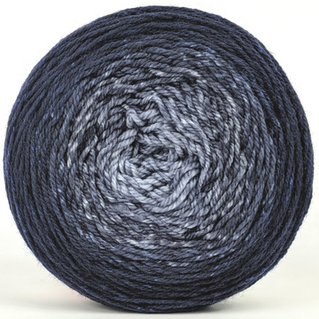 Knitcircus Yarns: Mithrandir 100g Panoramic Gradient, Flying Trapeze, ready to ship yarn
