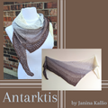 Antarktis Shawl Kit, dyed to order