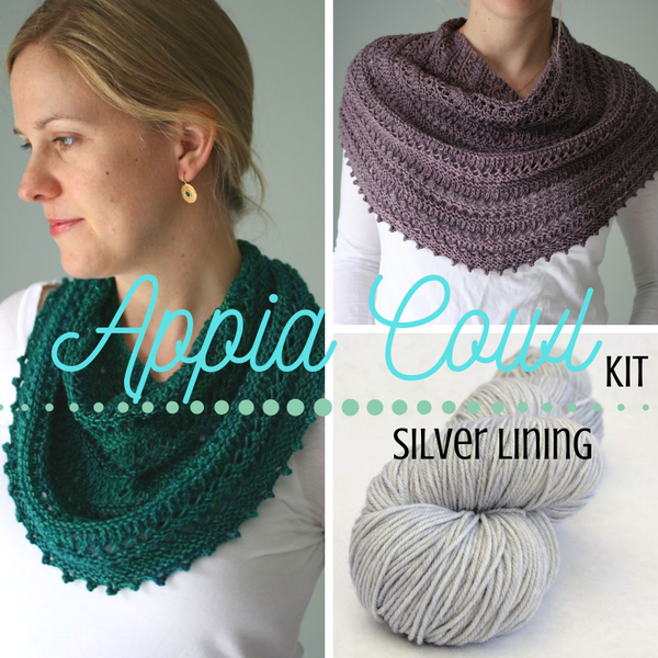 Appia Cowl Kit, ready to ship