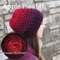 Apple Pie Hat Kit, ready to ship