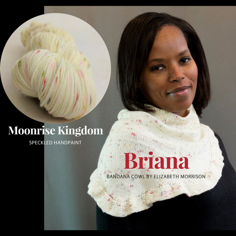 Briana Cowl Kit, ready to ship