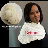 Briana Cowl Kit, dyed to order