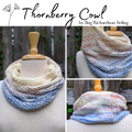Pattern - Digital Download of Thornberry Cowl by Bug Richardson Seling