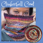 Clinkerbell Yarn Pack, pattern not included, dyed to order
