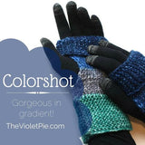 Color Shot Mitts Yarn Pack, dyed to order