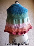 Road to Avonlea Shawl Yarn Pack, ready to ship