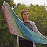 Free Your Fade Shawl Kit, dyed to order