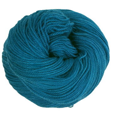 Knitcircus Yarns: Fly Me To The Moon 100g Kettle-Dyed Semi-Solid skein, Opulence, ready to ship yarn