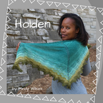 Holden Shawl Kit, dyed to order