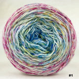 Splash Pad KAL Participants ONLY Fun in the Sun 100g Impressionist Gradient, Greatest of Ease, choose your cake, ready to ship