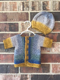 Pattern - Baby Surprise Jacket A-B-C-SJ, by Elizabeth Zimmermann, ready to ship