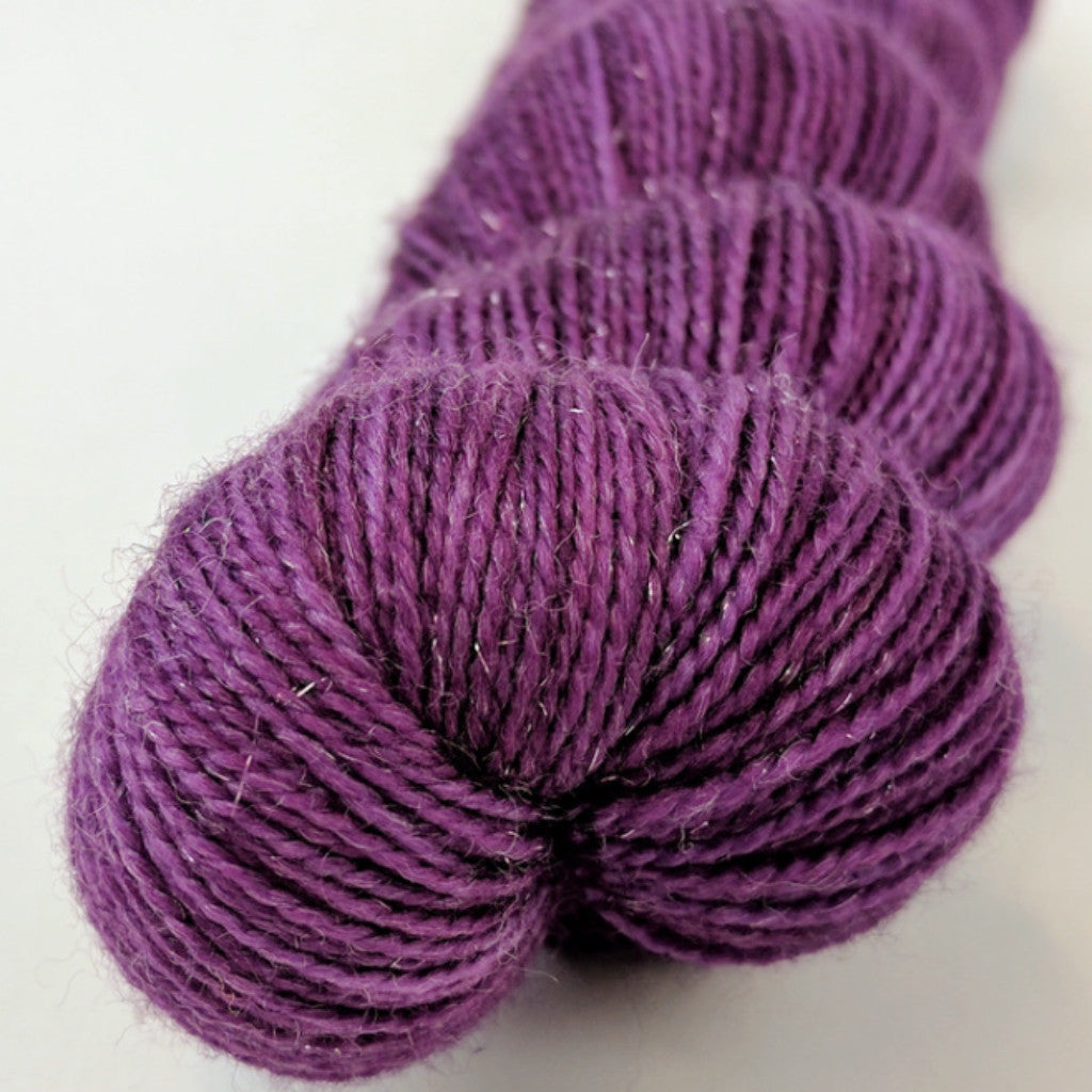 Too Sexy For This Song 100g Kettle-Dyed Semi-Solid skein, Fairy Dust, ready to ship
