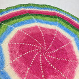 Pinwheel Baby Blanket Yarn Pack, pattern not included, ready to ship