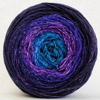 Knitcircus Yarns: The Knit Sky 150g Panoramic Gradient, Greatest of Ease, ready to ship yarn