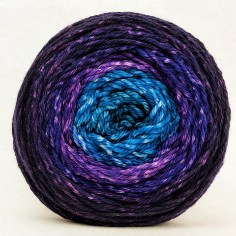 The Knit Sky 150g Panoramic Gradient, Ringmaster, ready to ship