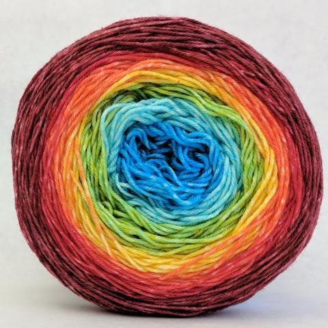 Into the Mystic 100g Panoramic Gradient, Greatest of Ease, ready to ship