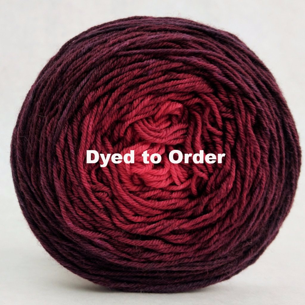 Vampire Boyfriend Chromatic Gradient, dyed to order, Featured