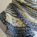 Soundwaves Shawl Yarn Pack, ready to ship