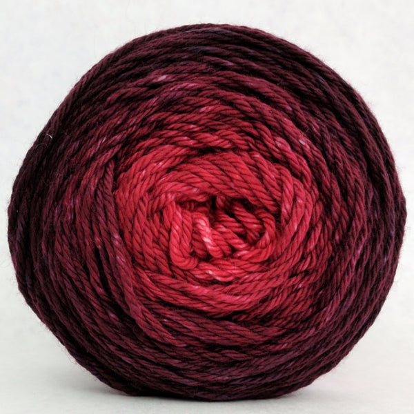 Knitcircus Yarns: Vampire Boyfriend 100g Chromatic Gradient, Ringmaster, ready to ship yarn