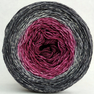 Knitcircus Yarns: What Happens At Knit Night... 150g Panoramic Gradient, Greatest of Ease, ready to ship yarn
