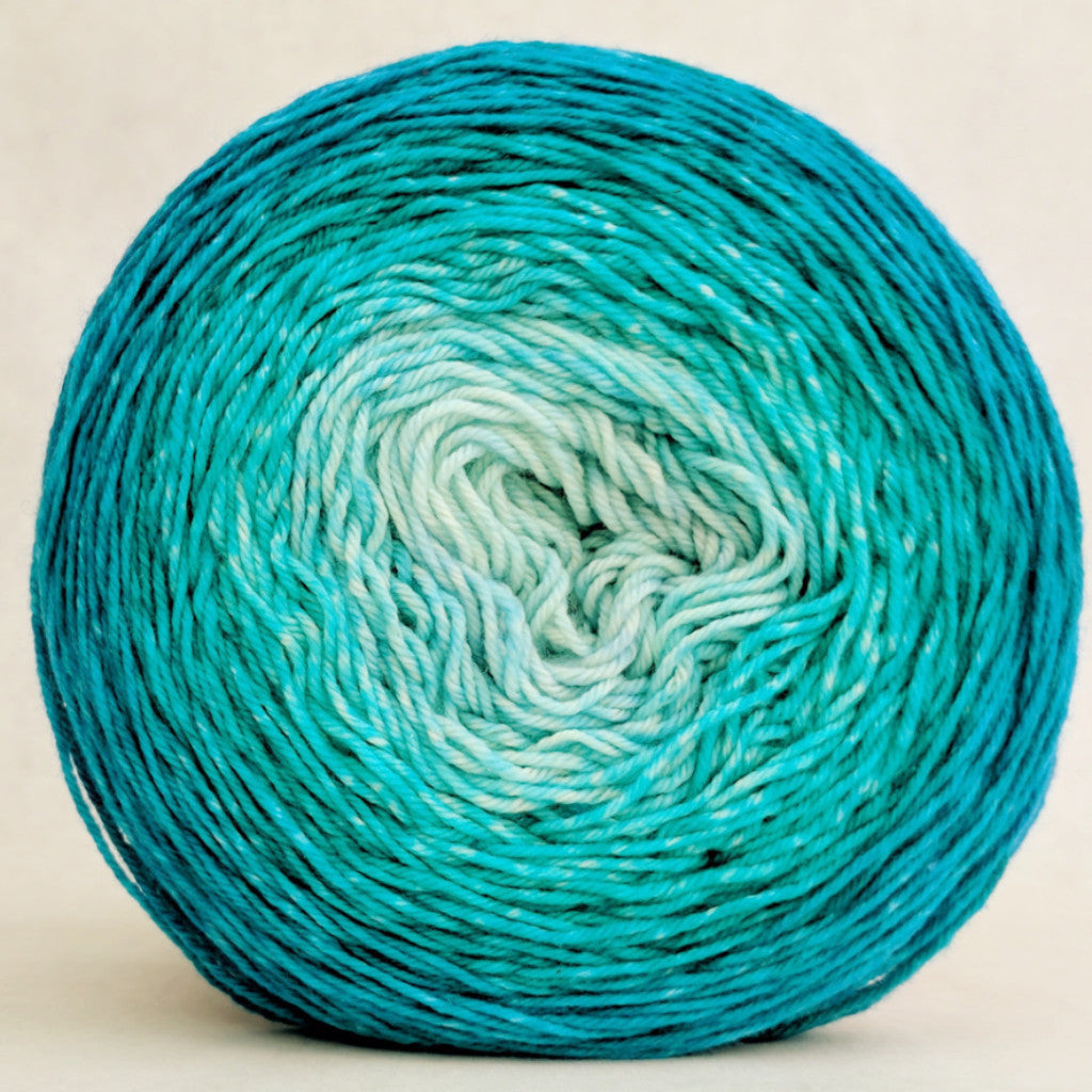 Turquoise Pool 150g Chromatic Gradient, Greatest of Ease, ready to ship